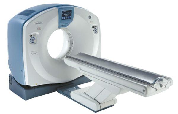 GE Optima CT520