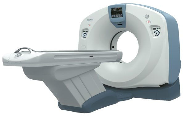 GE Healthcare | Optima CT540