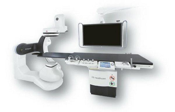 GE Healthcare | Innova IGS 5 – 520 with Autoright