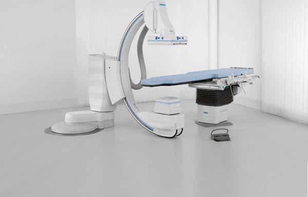 Siemens Healthineers | ARTIS zee floor with PURE