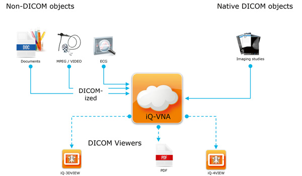 IMAGE Informations Systems | iQ-VNA