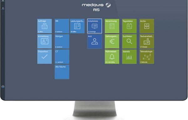 medavis   RIS – Radiologie Informations System