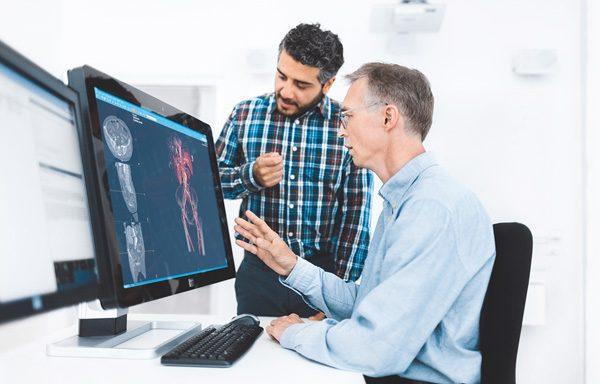 Sectra   IDS7 / dx für die Radiologie