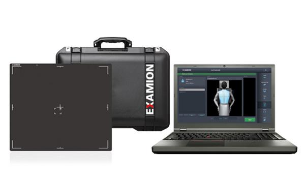 Examion | X-DR Portable Case L