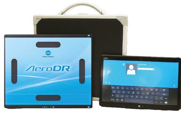 Konica Minolta AeroDR Portable