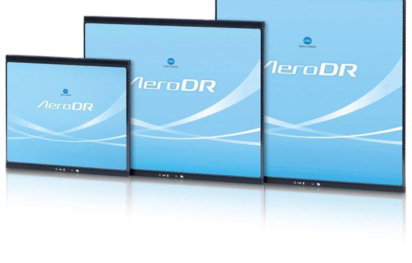 Konica Minolta AeroDR Wireless Flat Panel Detektor
