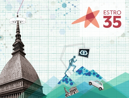 ESTRO 35, to be held in Turin, Italy, from Friday 29 April – Tuesday 3 May 2016