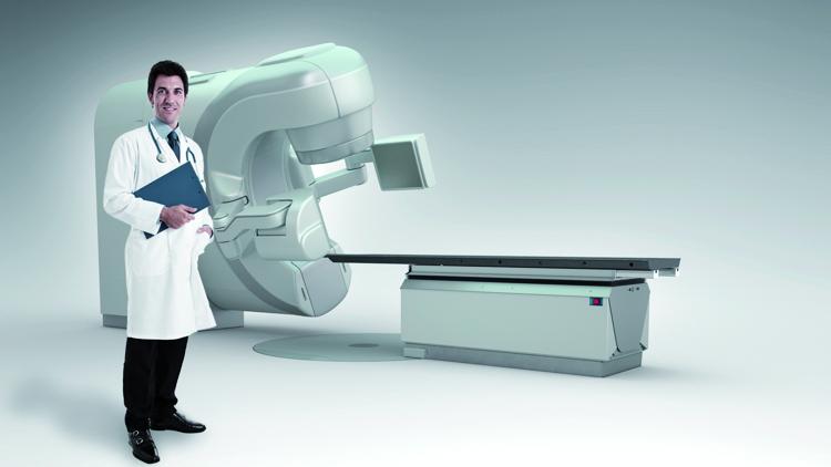 gKteso revolutionizes radiotherapy with patient platform