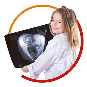 Weniger Strahlenbelastung, mehr Lebensqualität für Kinder: Bildgebung in Kinderrheumatologie und Kinderorthopädie