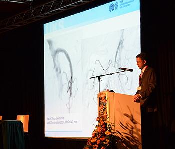 Radiologen diskutierten neueste medizinisch-technische Entwicklungen für Diagnostik und Therapie