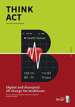 Roland Berger-Studie: Von 2015 bis 2020 wird der digitale Gesundheitsmarkt von knapp 80 auf über 200 Milliarden Dollar wachsen