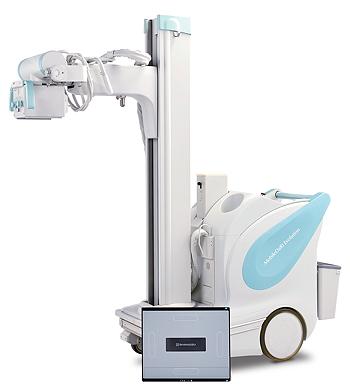 Neue mobile digitale Röntgensysteme erhöhen Bedienernutzen