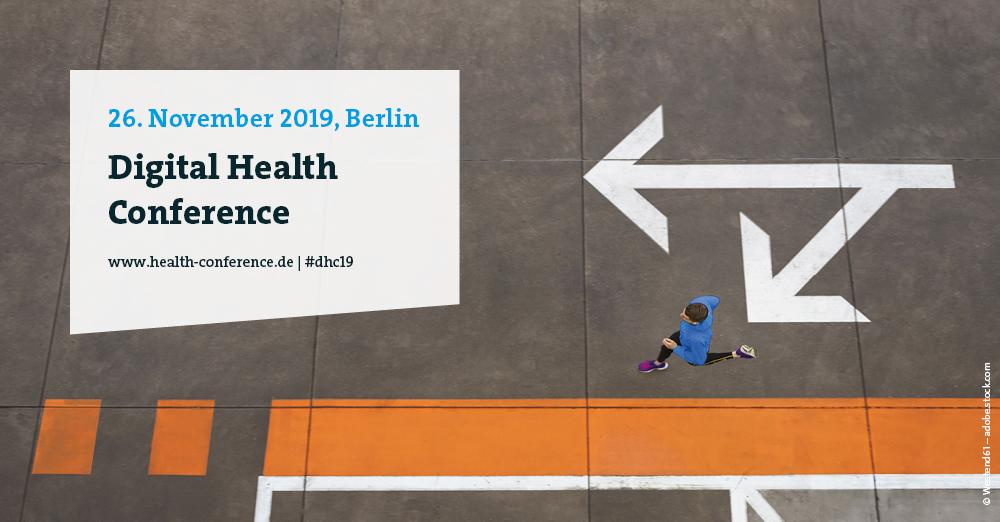 Digital Health Conference | 26. November 2019