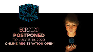 ECR 2020 findet nur online statt