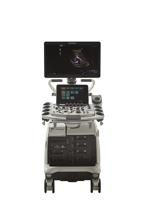 Hitachi Medical Systems präsentiert mit ARIETTA 850 neuestes Meisterstück der Sonographie