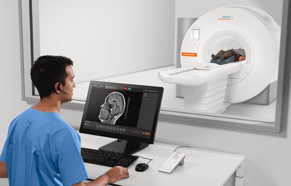 Siemens Healthineers stößt mit seinem kleinsten und leichtesten Ganzkörper-MRT in neue klinische Bereiche vor
