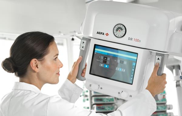 Intelligenz beim Röntgen