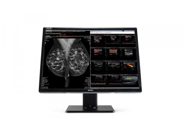 Barco erweitert 12 MP Produktpalette umNio Fusion 12 MP Monitor