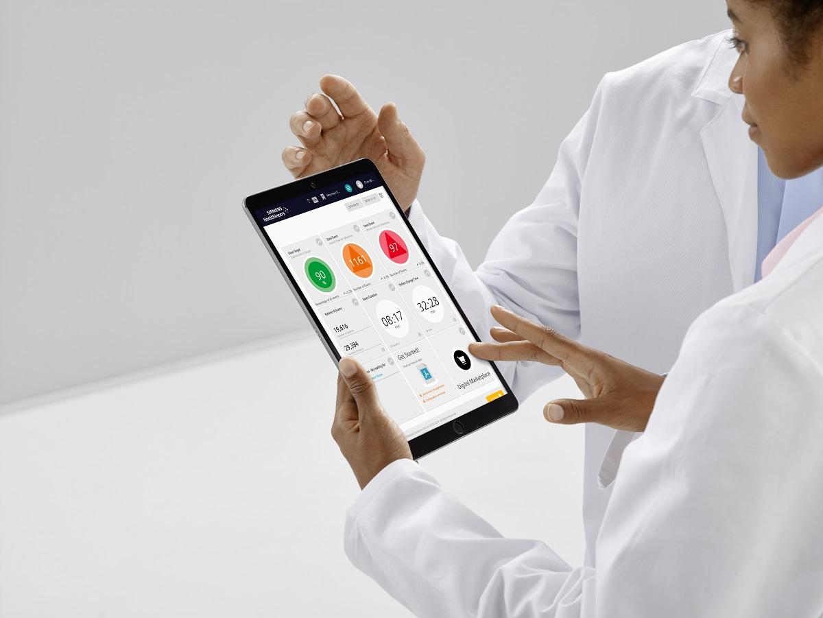 Siemens Healthineers stellt die Teamplay Digital Health Platform vor