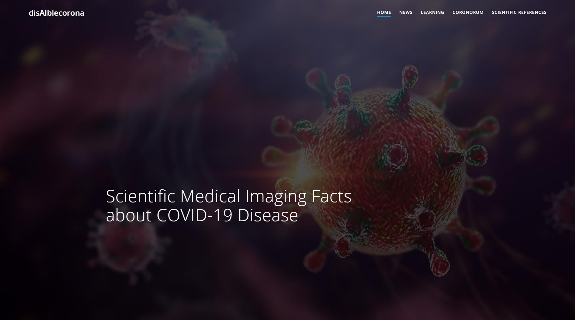 IMAGE startet erstes Corona-Lernportal für Radiologen