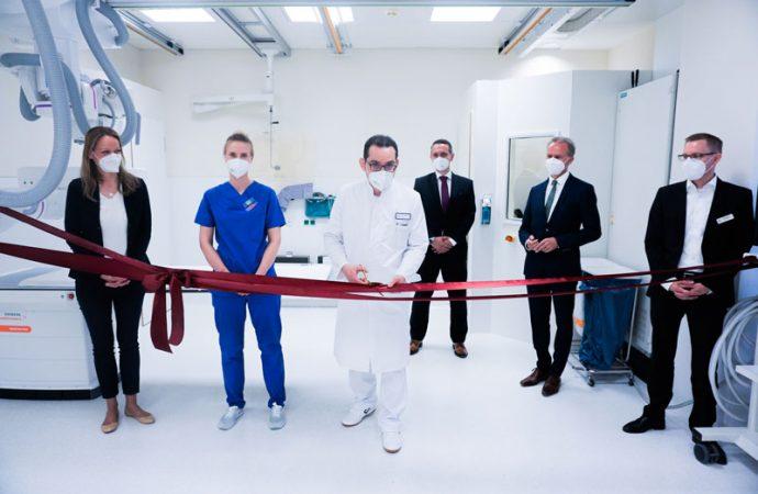 Robotergestützte Präzision: Das Multitom Rax im Artemed Klinikum München Süd