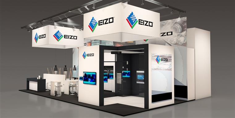 EIZO auf der MEDICA 2017