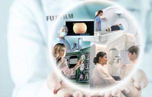 FUJIFILM präsentiert Portfolio nach Hitachi-Integration
