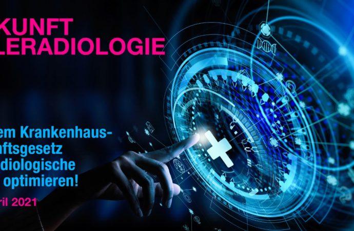 """Virtuelle Informationsveranstaltung """"Zukunft Teleradiologie"""""""