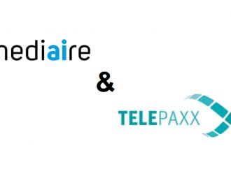 mediaire geht Kooperation mit Telepaxx ein