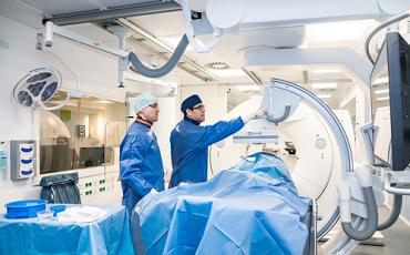 MIYABI Angio-CT Suite Behandlung
