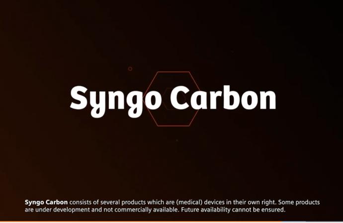 Siemens Healthineers stellt Syngo Carbon vor