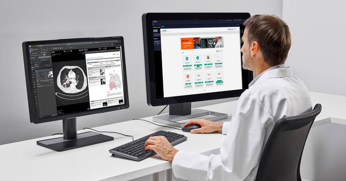 Partnerschaft zur Verbesserung der Befundungs- und Reporting-Workflows in der Radiologie