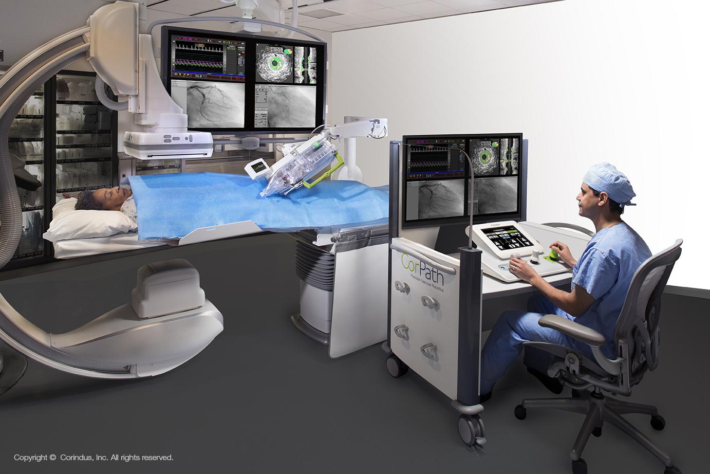 Siemens Healthineers übernimmt Vorreiter im Bereich der robotergestützten Gefäßinterventionen