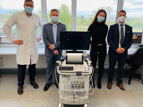 Krankenhaus Porz schließt Technologiepartnerschaft mit GE Healthcare