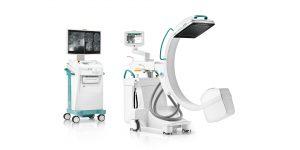 Ergonomische, präzise und effiziente intraoperative Bildgebung