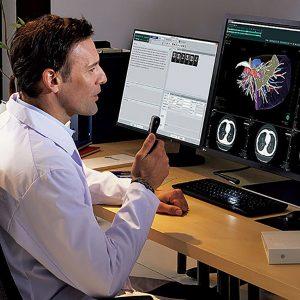 EIZO Work-and-Flow-Funktionen für komfortables Befunden in der Radiologie
