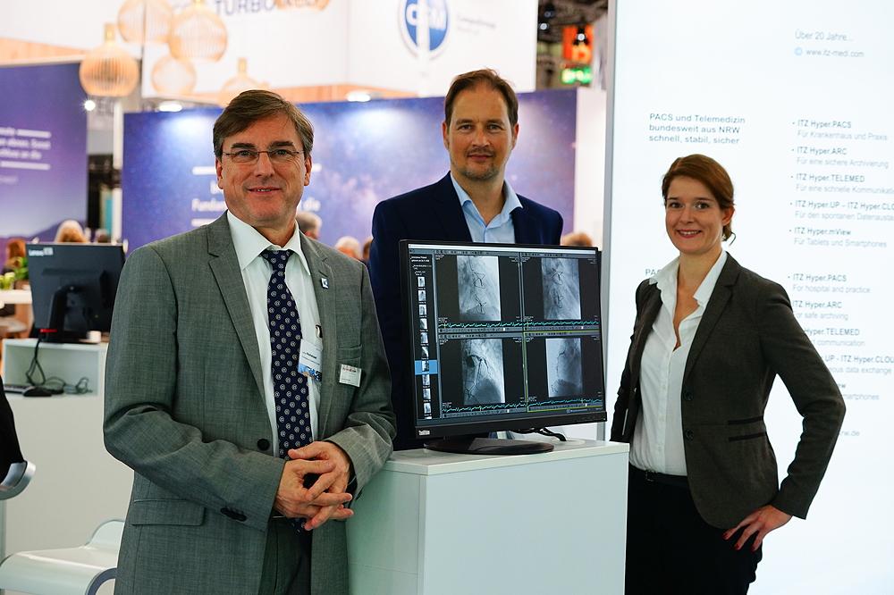 Neue Vertriebsleiter bei der ITZ Medicom