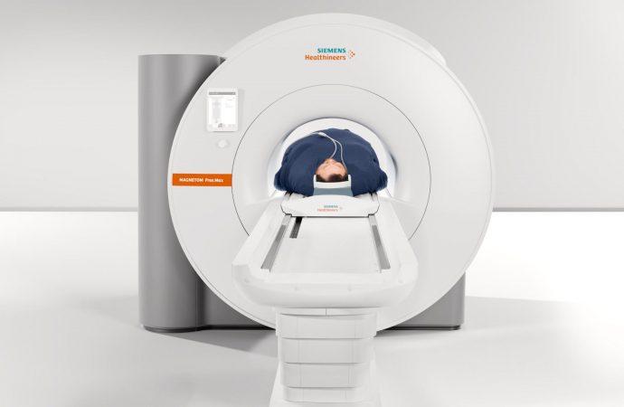 Neuer kleiner und leichter Ganzkörper-MRT