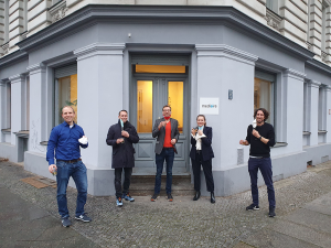 "Internationales Konsortium investiert ~2 Mio € in mediaire – das Medizintechnik- Startup ""Made in Germany"""