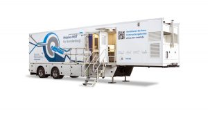 Mobiles MRT auf Rädern