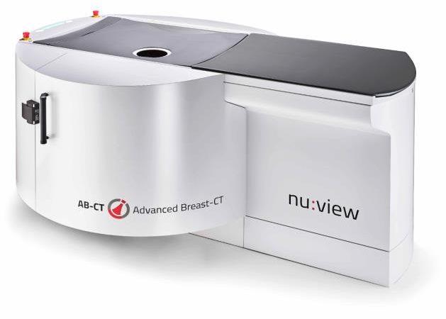 Spiral-Brust-CTs in zwei Praxen installiert