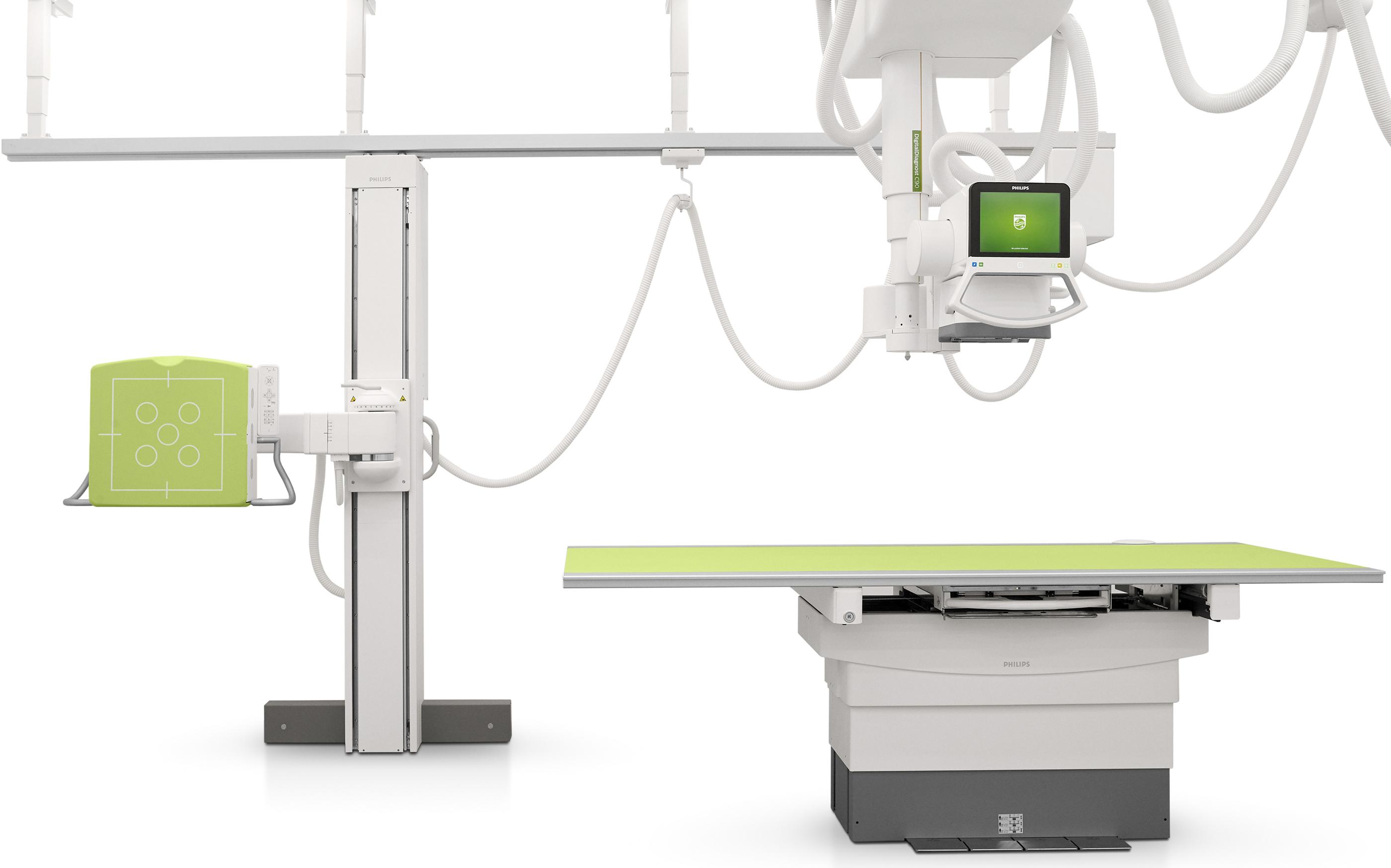 Philips präsentiert Premiumsystem DigitalDiagnost C90 für die digitale Radiographie