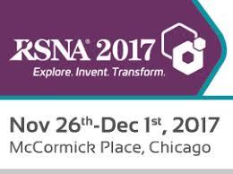 RSNA 2017 – Ausgewählte Neuheiten