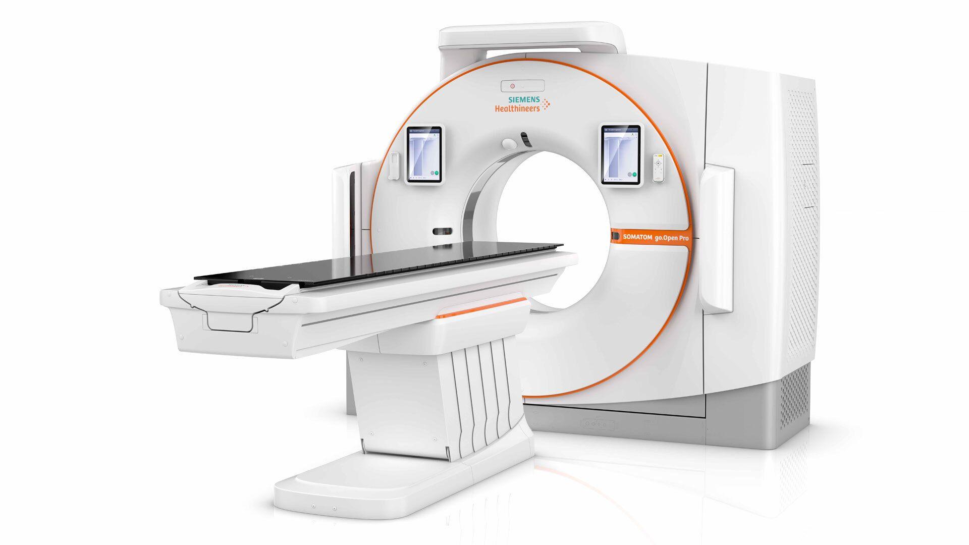 Siemens Healthineers präsentiert zwei CT-Systeme speziell für die Bestrahlungsplanung