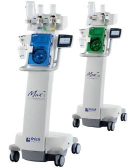 Ulrich medical präsentiert spritzenlose MRT-Kontrastmittelinjektoren
