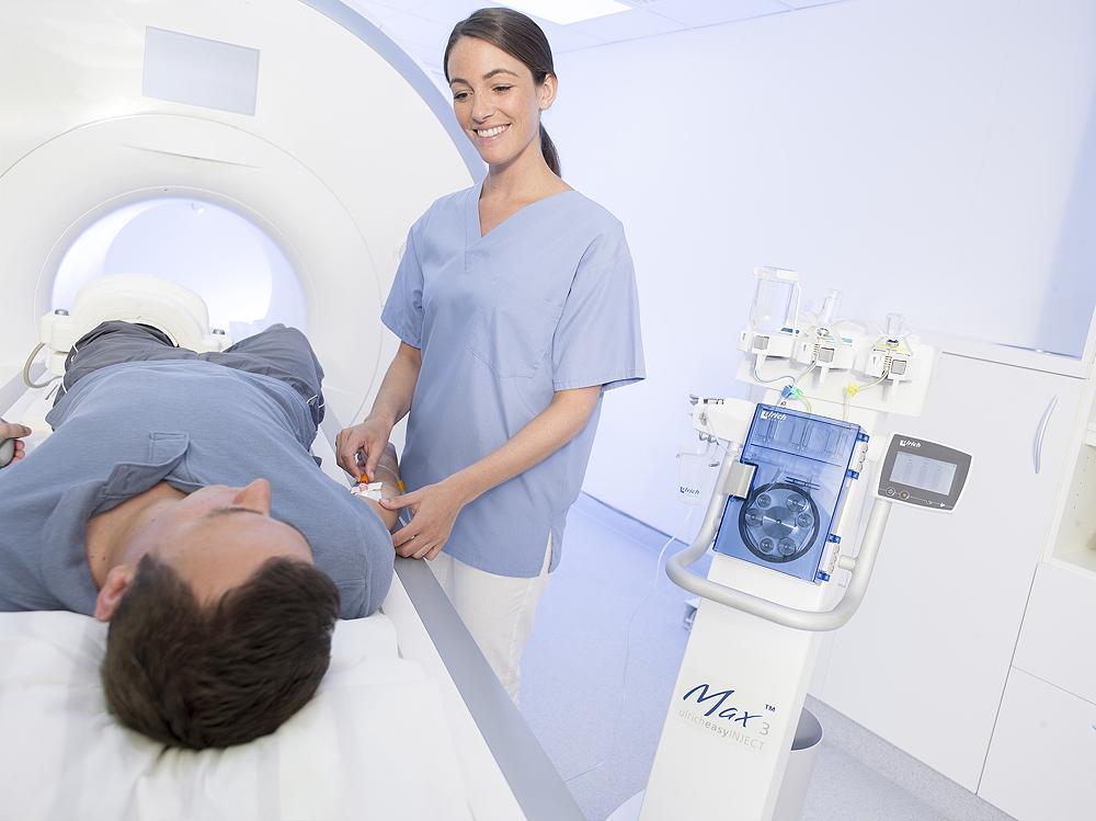 Multi-Use-Konzept sorgt für weltweiten Erfolg der MRT-Kontrastmittelinjektoren