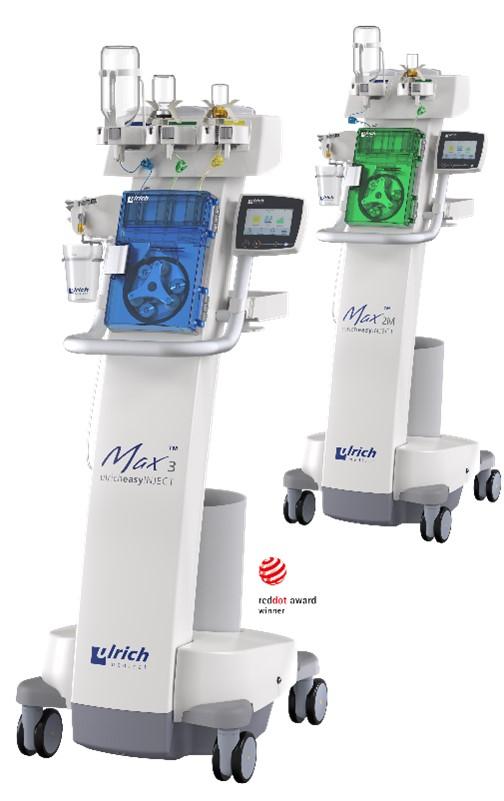 News - ulrich_medical_Max2M_Max3_Mammadiagnostik