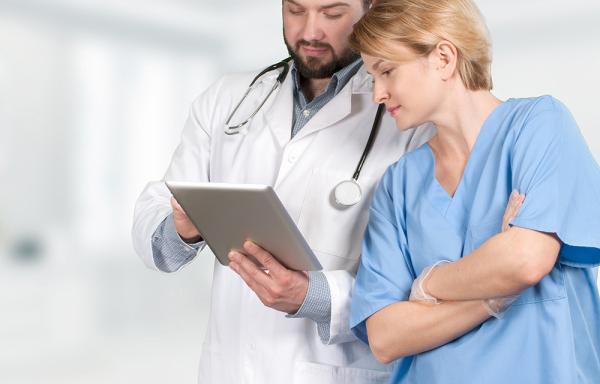 Digitalisierung und Vernetzung im Gesundheitswesen