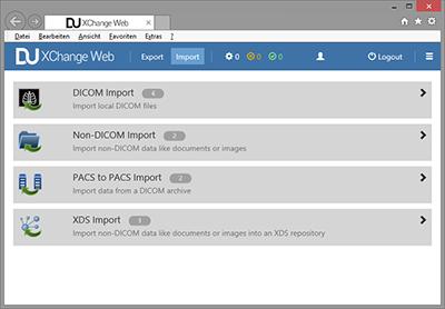 Neuheiten - Dedalus-XChange_Web_IMPORT